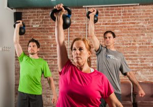 Kettle Bells at The BodySmith