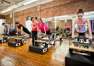 Pilates at The Body Smith